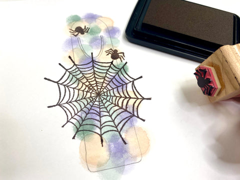 Iron-on-Ink stamp project