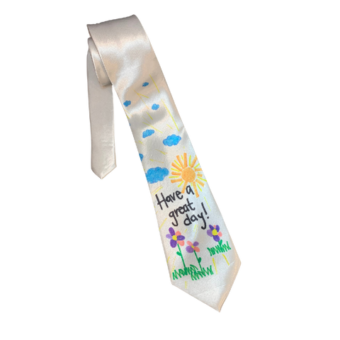Sublimation Poly Necktie