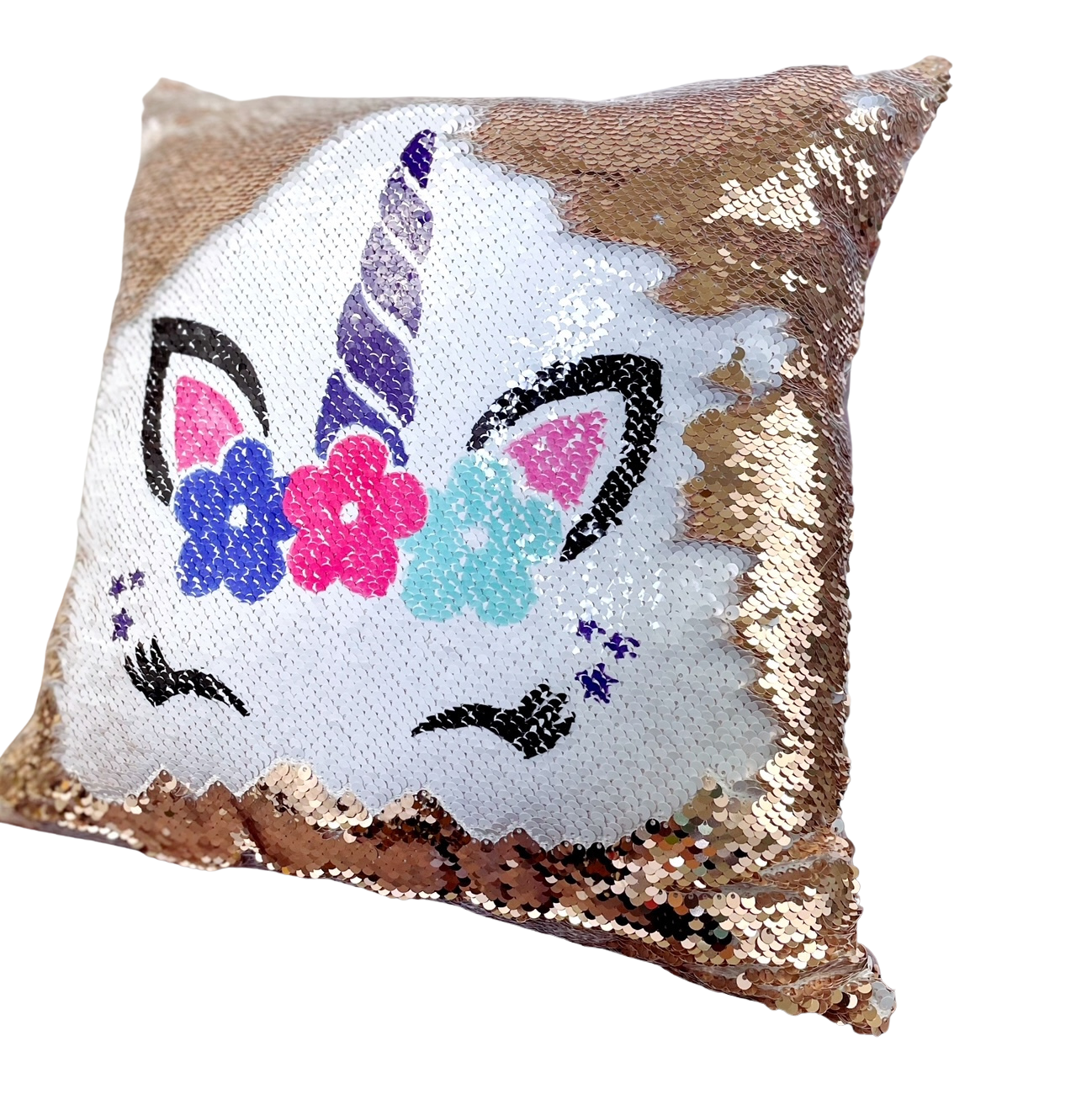 Sequin Pillow Case
