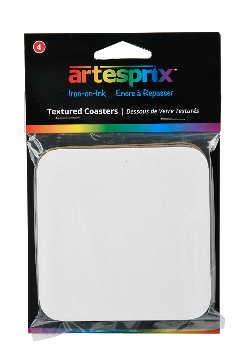 Textured Coasters (4ct) - Artesprix