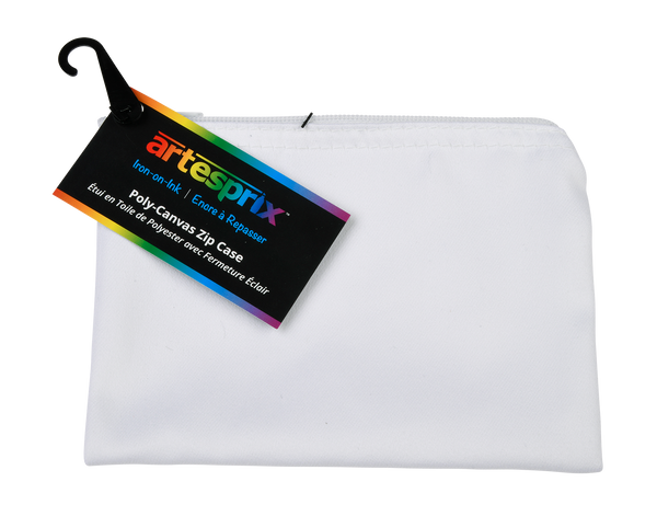 Poly Canvas Zip Case - Artesprix