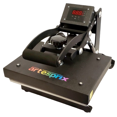 "Heat Press (9"" x 12"") - Black - Artesprix"