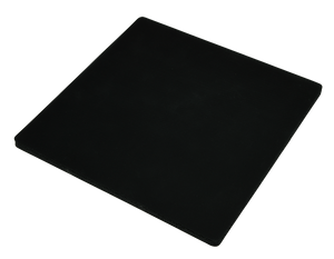 "Protective Project Mat (9"" x 9"") - Black"