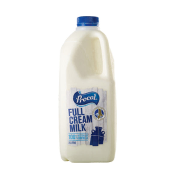 2 lt Full Cream Milk