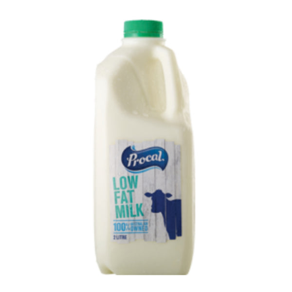 2 lt Low Fat Milk