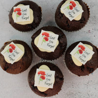 Anzac Day Mini Muffins