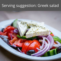 Greek salad with our award winning Fetta