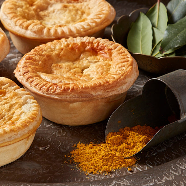 curry pies