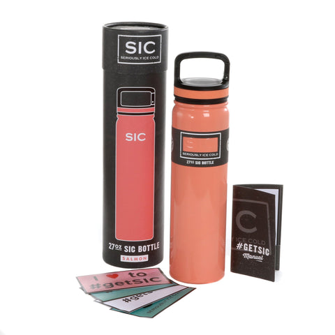 Customize-able SIC Water Bottle 27oz
