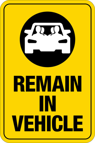Remain In Vehicle