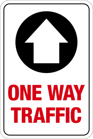 One Way Traffic