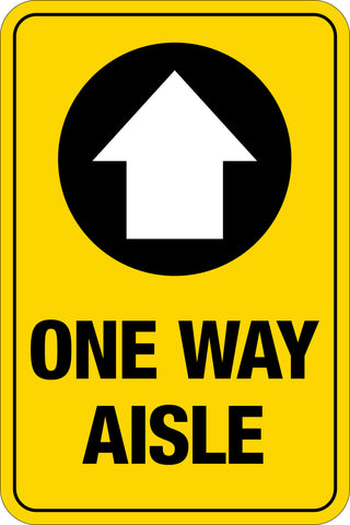 One Way Aisle
