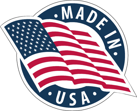 Decal - Made IN USA