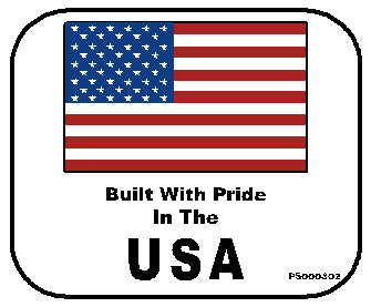Built With Pride In The USA