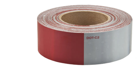 "ORAFOL V42 DOT Conspicuity Sheeting 2"" Roll"