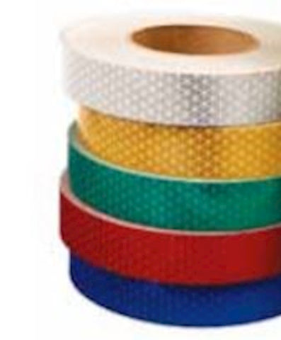 "ORAFOL V82 DOT-C2 Conspicuity Sheeting - Solid Colors 1"", 2"", 6"" Roll"
