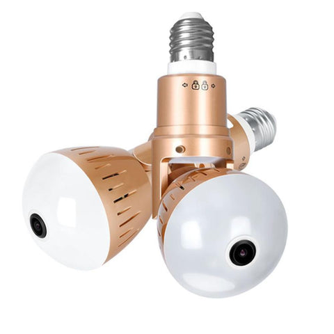 Image of Bulb Security Camera