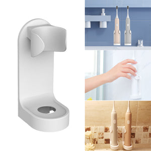 1Pc /2Pc/3Pc Creative Traceless Stand Rack Toothbrush Organizer