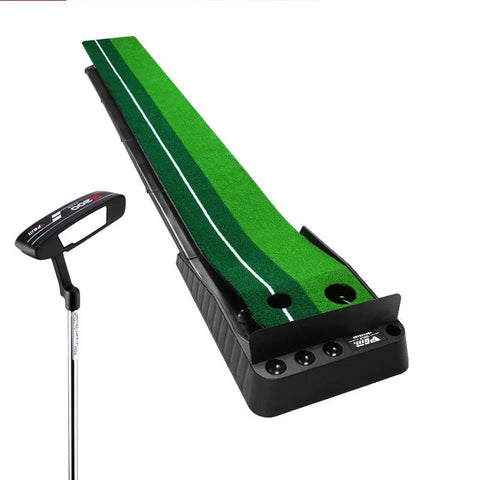 Indoor Golf Putting Practice Set