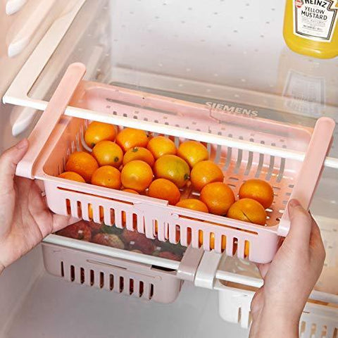 Image of Refrigerator Storage Box-keeping Classified