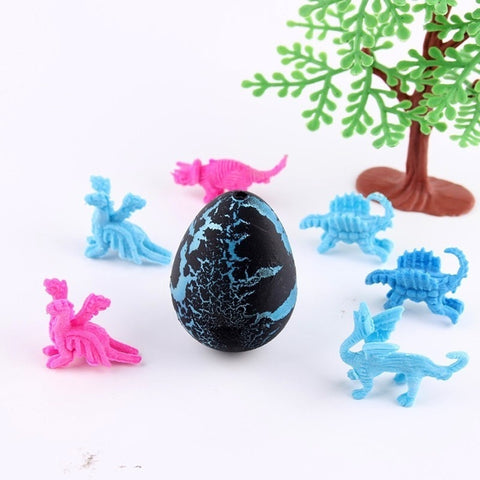 Christmas gifts Hatching Colorful Dinosaur