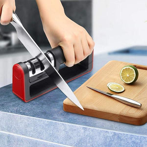Multifunctional sharpener