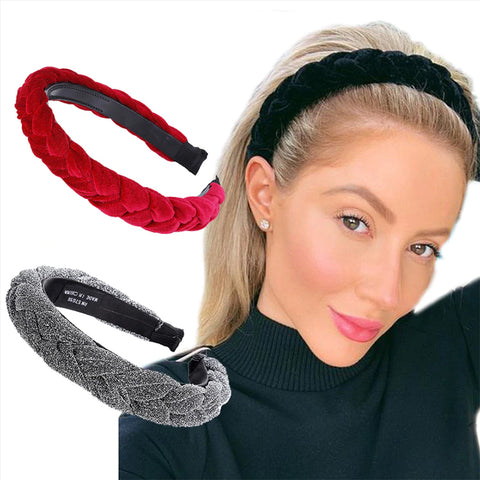 Fashion Hairbands Braided