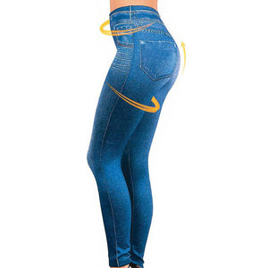 Women Slim Fashion Jeggings