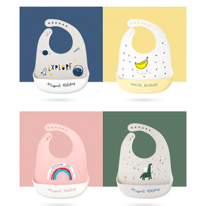 Silicone Bibs For Kids Newborn