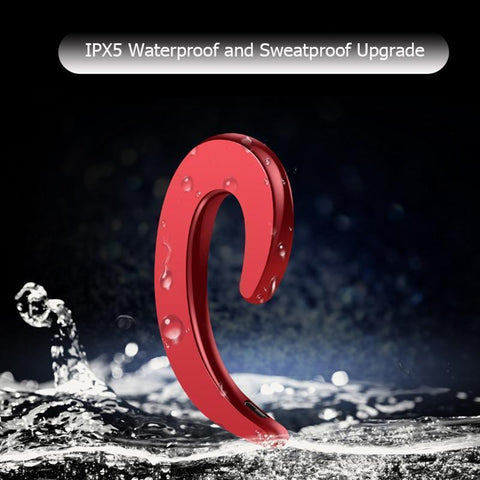 Image of K8 Bone Conduction Earhook Wireless Bluetooth Earphone