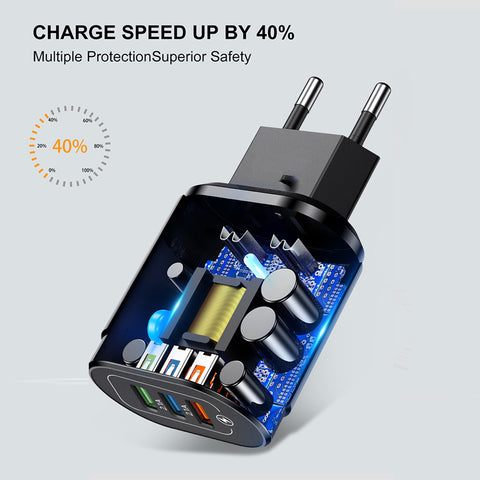 usb fast charger quick charge