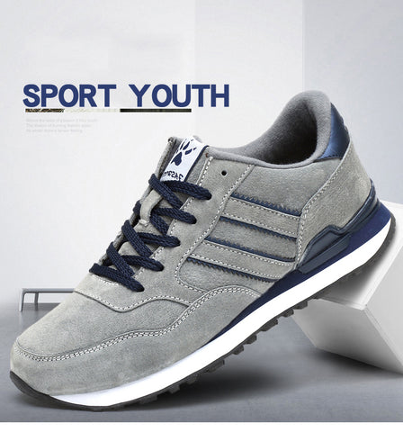 Artificial Leather Men Causal Shoes