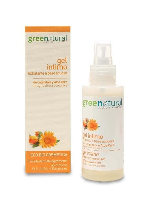 GREENATURAL GEL INTIMO 100 ML