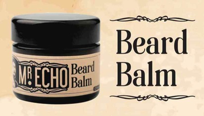 MR.ECHO  Beard Balm  Balsamo per barba e baffi
