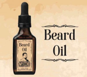 MR.ECHO  Beard Oil  Olio lenitivo per barba e rasatura 50 ML