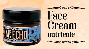 MR.ECHO Nutriente, Crema Viso, emolliente Anti age. 50 ml