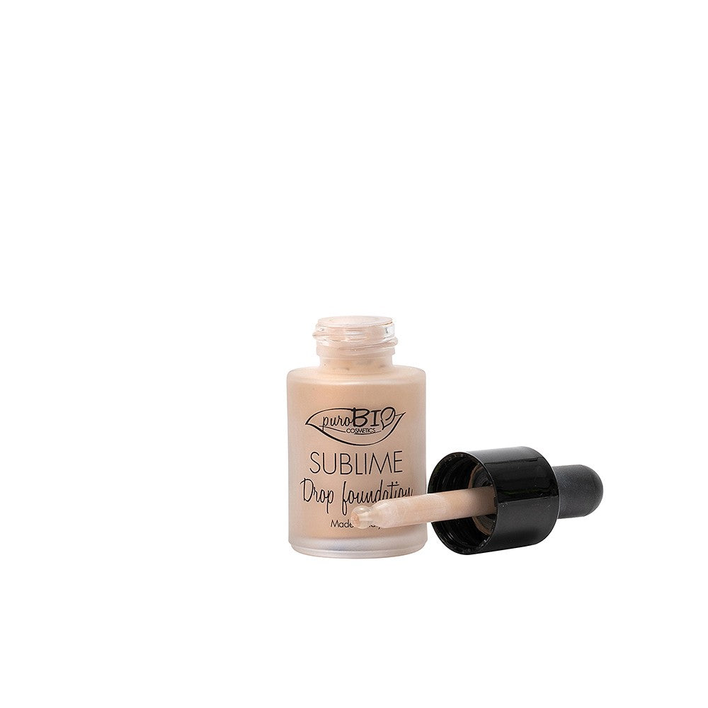 PUROBIO Sublime Drop Foundation 02