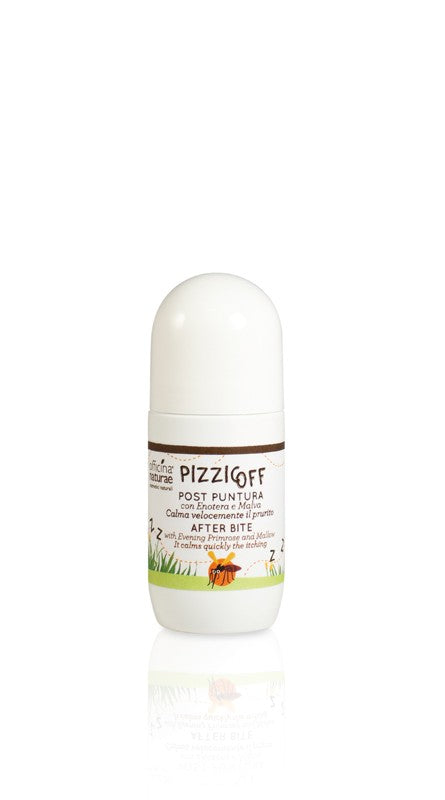 OFFICINA NATURAE Pizzicoff Roll On Post Puntura Con Enotera e Malva 50 ml