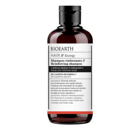 BIOEARTH Hair Shampoo Rinforzante 250 ml