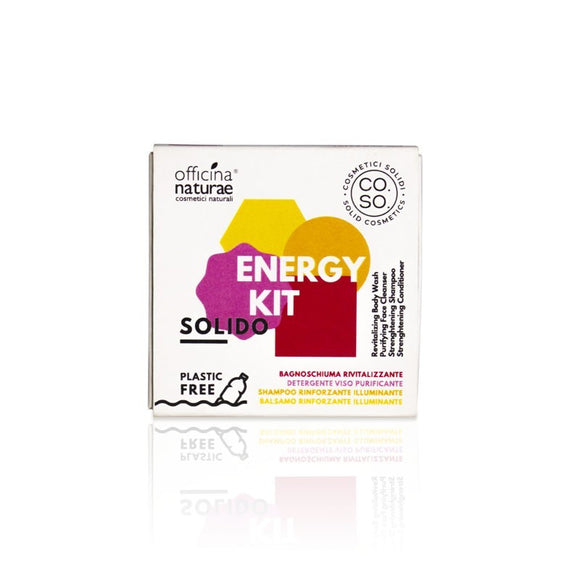OFFICINA NATURAE Energy Kit Prova l'energia dei 4 COSO minisize