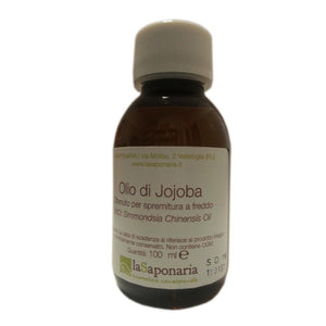 Oio di jojoba golden 100 ml LASAPONARIA