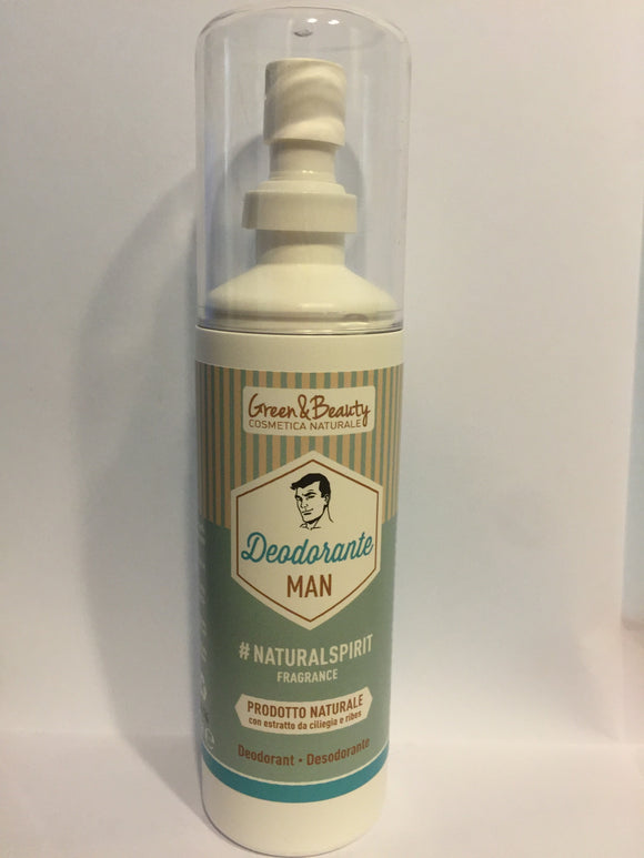Deodorante MAN 100 ml GREEN&BEAUTY