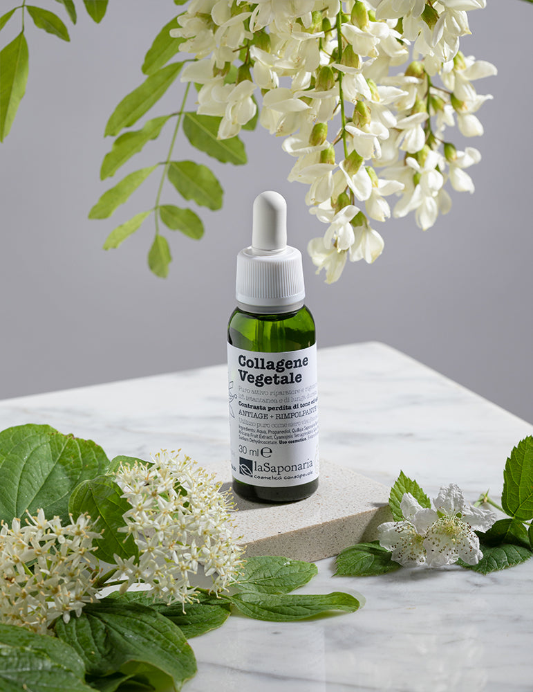 LA SAPONARIA Attivi Puri Collagene Vegetale 30 ml