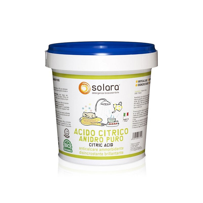 SOLARA Officina Naturae Acido Citrico 750 gr