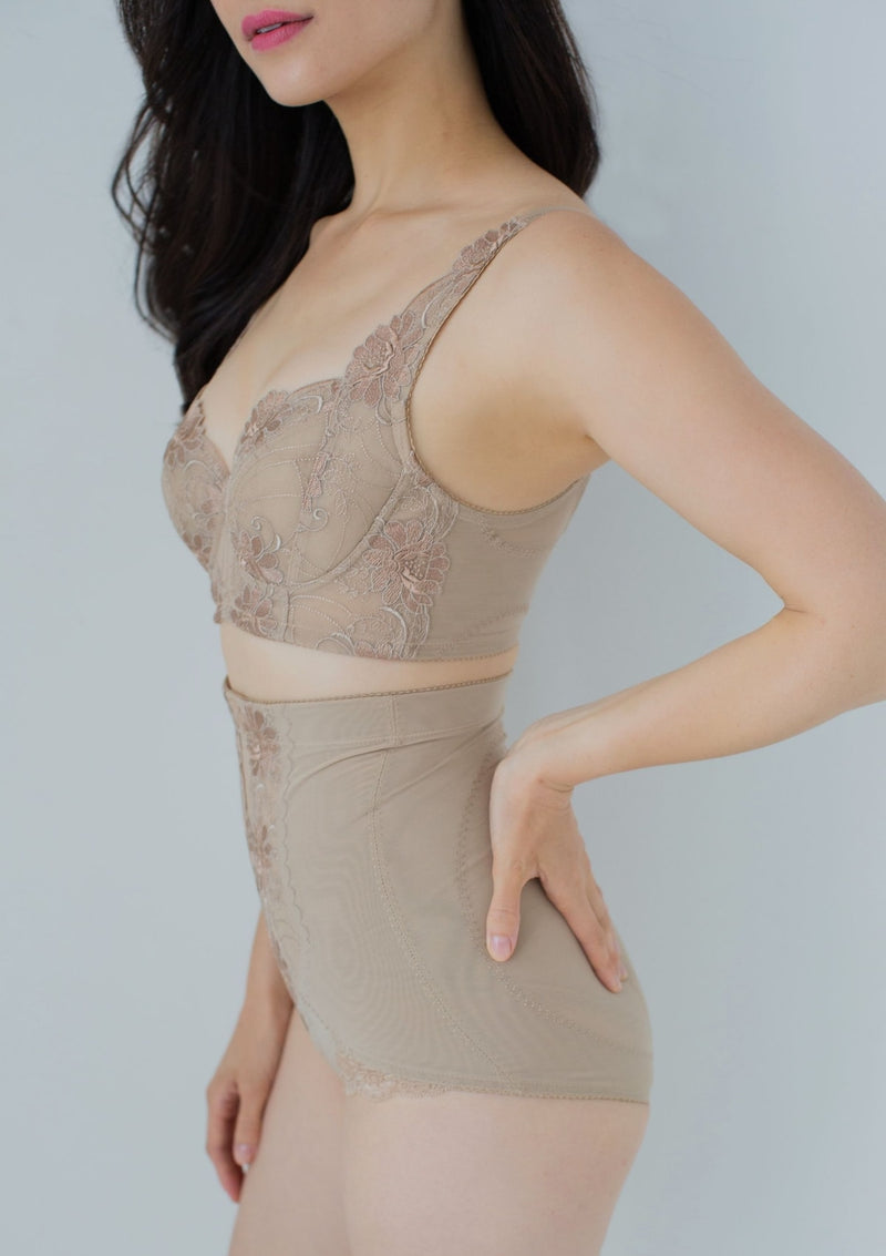 Short Girdle - Nude - Wincool