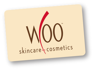 Woo Skincare + Cosmetics Gift Card 200 - Woo Skincare and Cosmetics