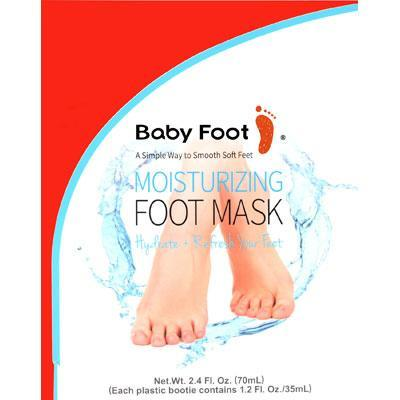 Baby Foot Moisturizing Foot Mask - Woo Skincare and Cosmetics