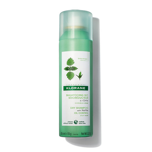 Klorane Dry Shampoo with Nettle 3.2oz - Woo Skincare and Cosmetics