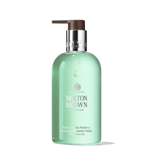 Molton Brown Refined White Mulberry Fine Liquid Hand Wash - Woo Skincare and Cosmetics