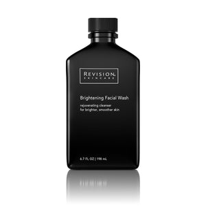Revision Brightening Facial Wash - Woo Skincare and Cosmetics